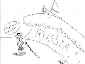Russia Syria Wave