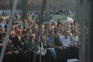 Photo by Harvard College Events Board