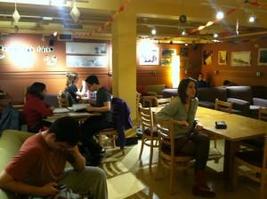 Cabot Cafe
