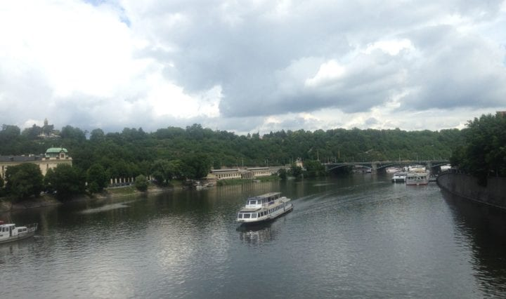 Vlatava River, Prague