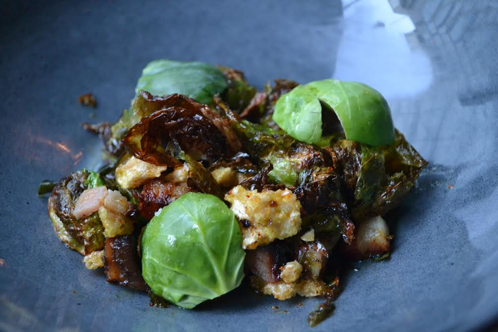 Brussels sprouts (En Boca).